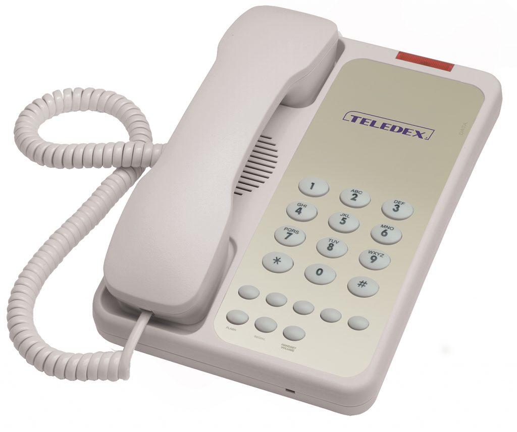 teledex-opal-series-opal-1005-ash-analog-corded-hotel-phones-cetis
